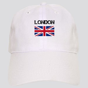 London Union Jack Cap