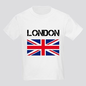 London Union Jack Kids Light T-Shirt