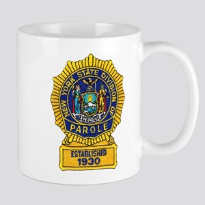 New York Parole Officer Mug
