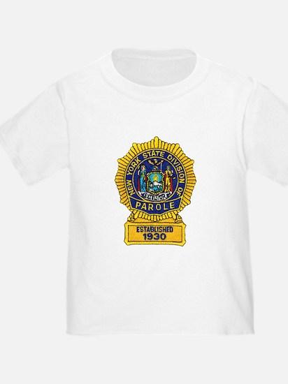 New York Parole Officer T