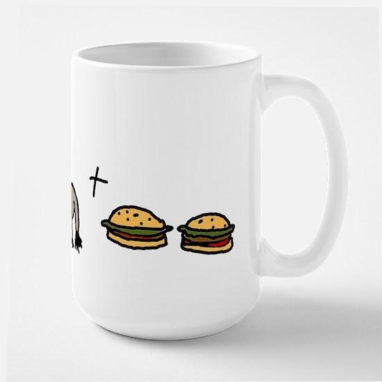 Assburgers Large Mug
