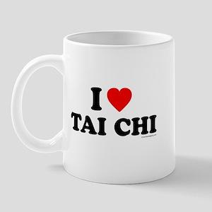 I love tai chi - Mug