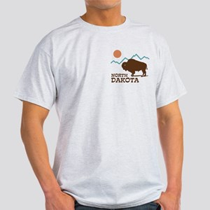 North Dakota Light T-Shirt