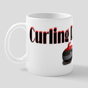 Curling Rox Mug