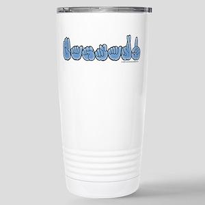 ASL Bastard Stainless Steel Travel Mug