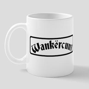 Wankercunt Mug