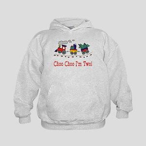 train 2 dark shirt Sweatshirt