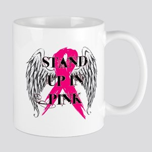 Stand Up In Pink Mug