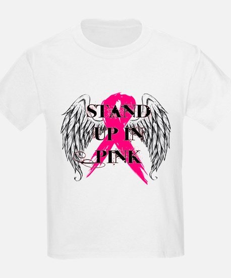 Stand Up In Pink T-Shirt