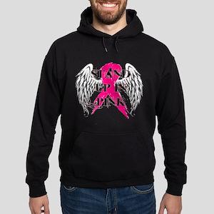 Stand Up In Pink Hoodie (dark)