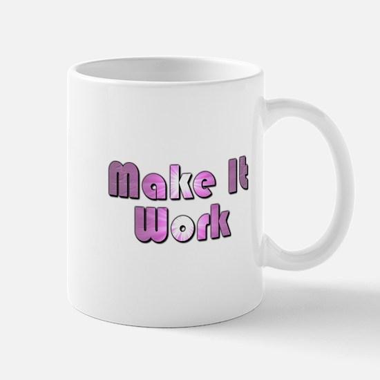 makeitwork2 Mugs