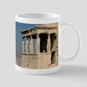 Caryatid Balcony Mug
