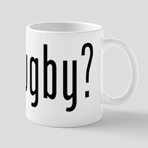 got rugby? Mug