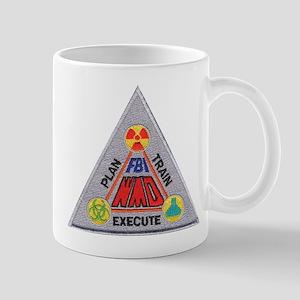 FBI Weapons of Mass Destructi Mug