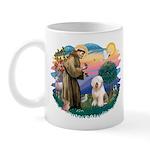 St Francis #2 / Old English (#6) Mug
