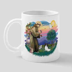 St. Francis #2 / Papillon Mug