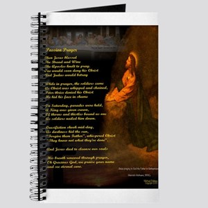 Passion of Christ Journal