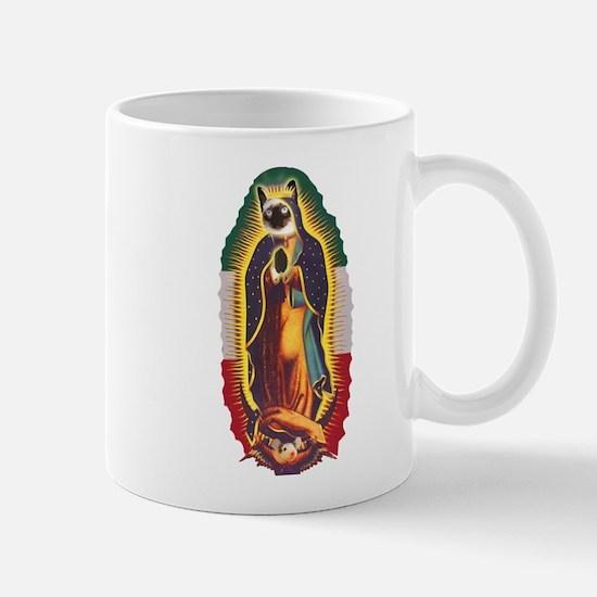 Virgen de Gatalupe (Virgin Mary) Mug