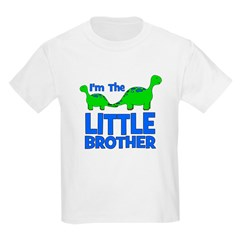 I'm The LITTLE Brother! Dinos T-Shirt