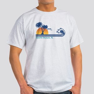 South Beach Fl Light T-Shirt