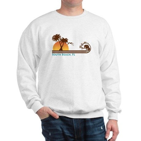 South Beach Fl Sweatshirt