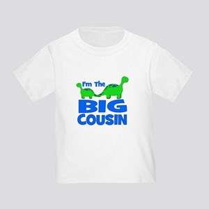 I'm The BIG Cousin! Dinosaur Toddler T-Shir