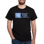Breastfeeding Lactivist Dark T-Shirt