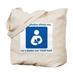 Breastfeeding Lactivist Tote Bag