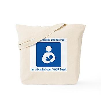 Breastfeeding Lactivist Tote Bag