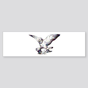 Pigeon Love Sticker (Bumper)