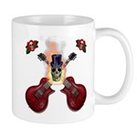 TopHat Flaming Skull Rock n' Mug