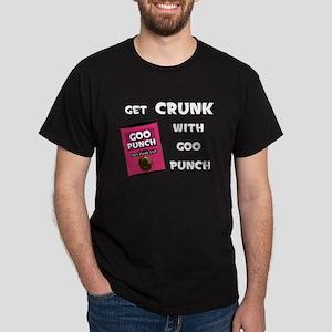 Get Crunk Goo Punch Dark T-Shirt