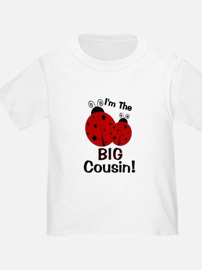 I'm The BIG Cousin! Ladybug T