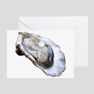 Louisiana Oysters Greeting Cards (Pk of 20)