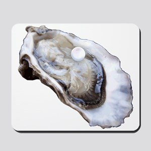Louisiana Oysters Mousepad