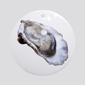 Louisiana Oysters Ornament (Round)