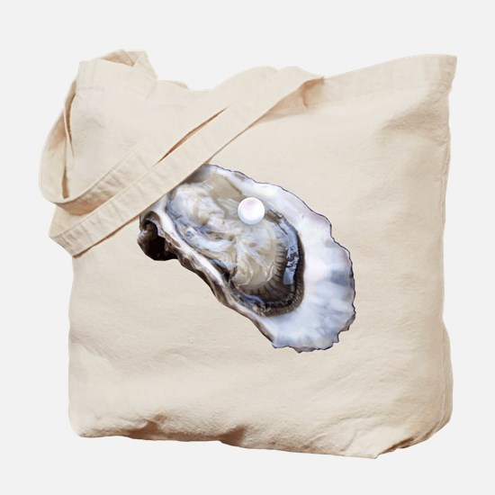 Louisiana Oysters Tote Bag