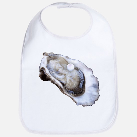 Louisiana Oysters Bib