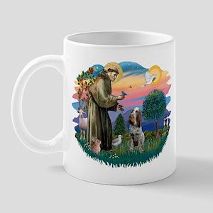 St Francis #2/ Spinone Mug