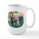 St. Fr. #2/ Italian Spinone Large Mug