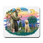 St. Fr. #2/ Italian Spinone Mousepad