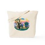 St. Fr. #2/ Italian Spinone Tote Bag