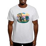 St. Fr. #2/ Italian Spinone Light T-Shirt
