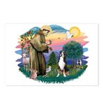 St. Francis #2 - Greater Swiss MD Postcards (Packa