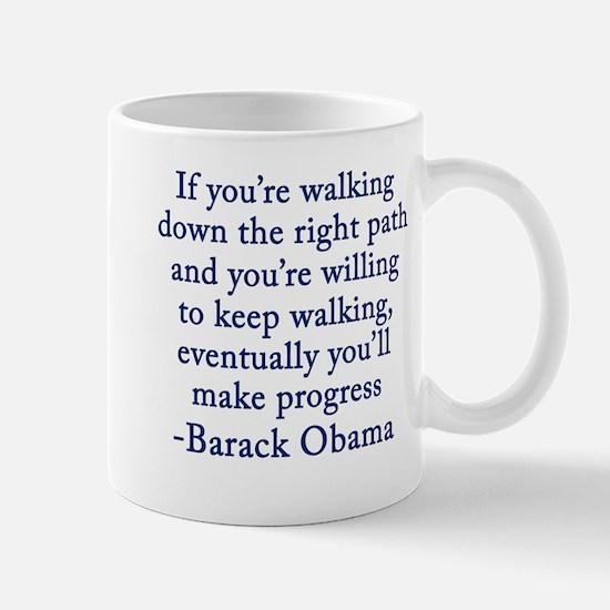 Progressive Obama Mug