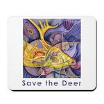 Save the Deer Mousepad