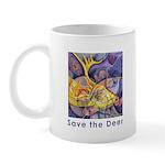 Save the Deer Mug