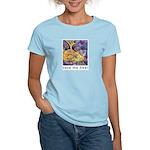 Save the Deer Women's Pink T-Shirt