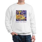 Save the Deer Sweatshirt