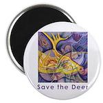 Save the Deer Magnet